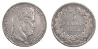 Semi Moderns (1805-1899) 5 Francs 1834 Rouen ss+ French Moderns Frankrei... 150,00 EUR