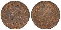 5 Centimes 1892 A Frankreich Cérès MS(60-62)  100,00 EUR