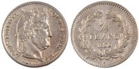 Semi Moderns (1805-1899) 1/4 Franc 1832 Lille AU French Moderns Frankrei... 140,00 EUR