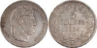 Semi Moderns (1805-1899) 5 Francs 1834 Nantes ss+ French Moderns Frankre... 170,00 EUR