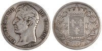 Semi Moderns (1805-1899) 2 Francs 1827 Paris s French Moderns Frankreich... 8837 руб