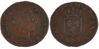 French Royal Liard 1770 Reims ss Royal French coins Frankreich Königreic... 90,00 EUR
