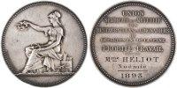 Token 1893 France  AU(50-53)  80,00 EUR  +  10,00 EUR shipping