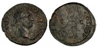 Roman As 101 Roma ss+ Coins Roman, Trajan, As, Cohen 640 Antike Römische... 8317 руб