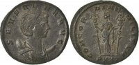 Antoninianus   Severina, Billon, Cohen #7, 4.20 VZ  206.41 US$ 190,00 EUR  +  10.86 US$ shipping