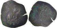 Aspron trachy Constantinople  Isaac II Angelus 1185-1195 VF(30-35)  60,00 EUR  + 6,00 EUR frais d'envoi