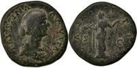 Sestertius Roma  Faustina II AU(50-53)  100,00 EUR  +  10,00 EUR shipping