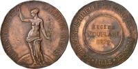 Medal 1878 France  EF(40-45)  60,00 EUR  Excl. 10,00 EUR Verzending