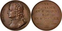 Medal 1821 France  AU(55-58)  100,00 EUR  Excl. 10,00 EUR Verzending