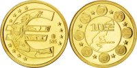 Medal 2009 France  MS(65-70)  150,00 EUR free shipping