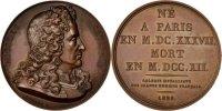 Medal 1823 France  AU(55-58)  7478 руб 100,00 EUR  +  748 руб shipping