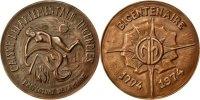 Medal 1974 France  AU(55-58)  60,00 EUR  excl. 10,00 EUR verzending