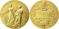 Medal  Frankreich  AU(50-53)  85,00 EUR