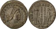 Nummus Trier  Constantine II AU(55-58)  60,00 EUR  Excl. 10,00 EUR Verzending