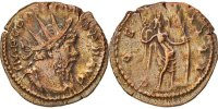 Antoninianus   Postumus AU(50-53)  64.13 US$ 60,00 EUR  +  10.69 US$ shipping