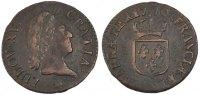 1/2 Sol 1770 S France FRANCE, Demi sol à la vieille tête, Reims, KM #54... 160,00 EUR free shipping