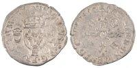 Douzain 1550 La Rochelle France 1547-1559 Henri II EF(40-45)  80,00 EUR  + 6,00 EUR frais d'envoi