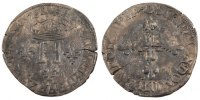 Double Sols 1578 Riom France 1574-1589 Henri III AU(50-53)  170,00 EUR Gratis verzending
