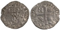 French Royal Douzain 1590 Bourges s Royal French coins Frankreich Königr... 75,00 EUR