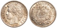 Semi Moderns (1805-1899) 20 Centimes 1851 Paris unz- French Moderns Fran... 130,00 EUR