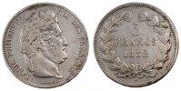 5 Francs 1832 Q France FRANCE, Louis-Philippe, Perpignan, KM #749.11,..... 96.20 US$ 90,00 EUR  +  10.69 US$ shipping