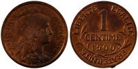 Moderns (1900-1958) 1 Centime 1900 ss+ French Moderns Frankreich French ... 190,00 EUR