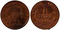 Centime 1900 France Dupuis AU(50-53)  190,00 EUR envoi gratuit