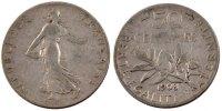 50 Centimes 1903 France Semeuse VF(30-35)  70,00 EUR  Excl. 10,00 EUR Verzending