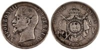Semi Moderns (1805-1899) 5 Francs 1856 Lyon s French Moderns Frankreich ... 90,00 EUR