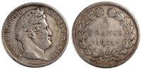 5 Francs 1831 D France Louis-Philippe VF(30-35)  120,00 EUR  + 6,00 EUR frais d'envoi