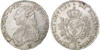 Ecu 1784 I France Écu aux branches d'olivier Louis XVI 1774-1791 Louis ... 140,00 EUR  Excl. 10,00 EUR Verzending