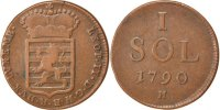 Sol 1790 H Luxemburg Leopold II EF(40-45)  120,00 EUR  zzgl. 10,00 EUR Versand