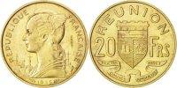 20 Francs 1955 (a) Réunion  AU(55-58)  4982 руб 70,00 EUR  +  712 руб shipping