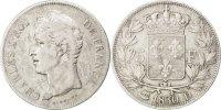 5 Francs 1830 D France Charles X VF(30-35)  190,00 EUR Gratis verzending