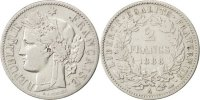 2 Francs 1888 A France Cérès VF(30-35)  170,00 EUR free shipping