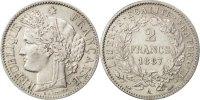 2 Francs 1887 A France Cérès AU(55-58)  10796 руб 150,00 EUR  +  720 руб shipping