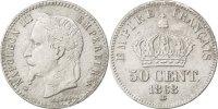 50 Centimes 1868 BB France Napoléon III Napoleon III VF(30-35)  240,00 EUR free shipping
