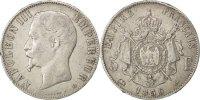 5 Francs 1856 D France Napoléon III Napoleon III VF(30-35)  130,00 EUR  +  10,00 EUR shipping