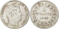 5 Francs 1833 Q France Louis-Philippe VF(20-25)  60,00 EUR  +  10,00 EUR shipping