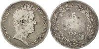 5 Francs 1830 W France Louis-Philippe VF(20-25)  150,00 EUR gratis verzending