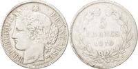 5 Francs 1870 K France Cérès VF(30-35)  105,00 EUR  +  10,00 EUR shipping