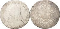 Ecu 1727 Q France Écu aux branches d'olivier Louis XV 1715-1774 Louis X... 85,00 EUR  excl. 10,00 EUR verzending