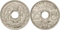25 Centimes 1917 Not Applicable France Lindauer MS(60-62)  185,00 EUR envoi gratuit