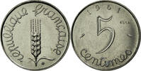 5 Centimes 1961 Not Applicable Frankreich  AU(55-58)  150,00 EUR