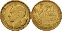 20 Francs 1950 B Frankreich Guiraud MS(60-62)  120,00 EUR  +  10,00 EUR shipping