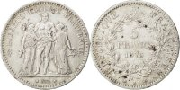 5 Francs 1875 A France Hercule VF(30-35)  10076 руб 140,00 EUR  +  720 руб shipping