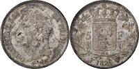 5 Francs 1829 W Frankreich Charles X AU(55-58)  200,00 EUR