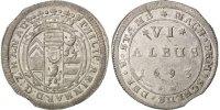 6 Albus, 12 Kreuzer 1693 Deutsch Staaten Philipp Reinhard AU(55-58)  240,00 EUR kostenloser Versand