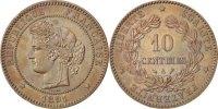 10 Centimes 1891 A France Cérès AU(55-58)  75,00 EUR  +  10,00 EUR shipping
