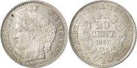 20 Centimes 1850 A France Cérès MS(60-62)  90,00 EUR  +  10,00 EUR shipping